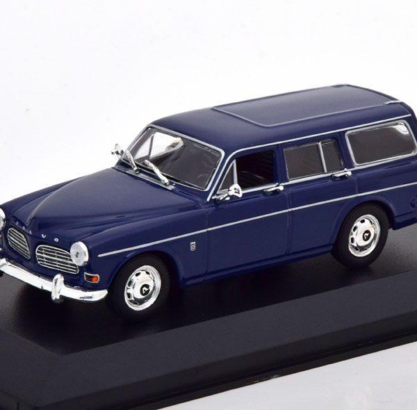 Volvo 121 Amazon Break 1966 Blauw 1-43 Maxichamps