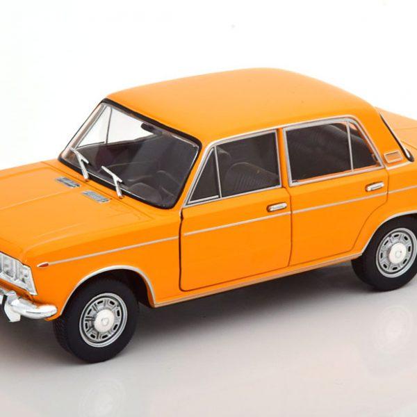 Fiat 125 Limousine Okergeel 1-24 Whitebox