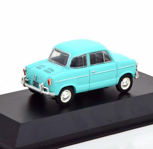 NSU Prinz 30 1959 Turquoise 1-43 Altaya