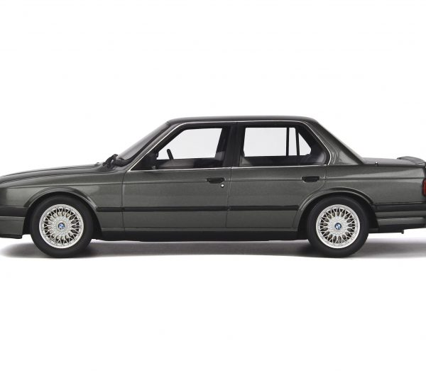 BMW E30 325i Berline 1988 Dolfijn Grijs 1-18 Ottomobile Limited 2000 Pieces