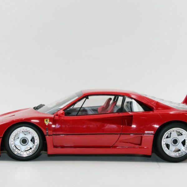 Ferrari F40 1987 Rood 1-12 Top Marques Limited 750 pcs.