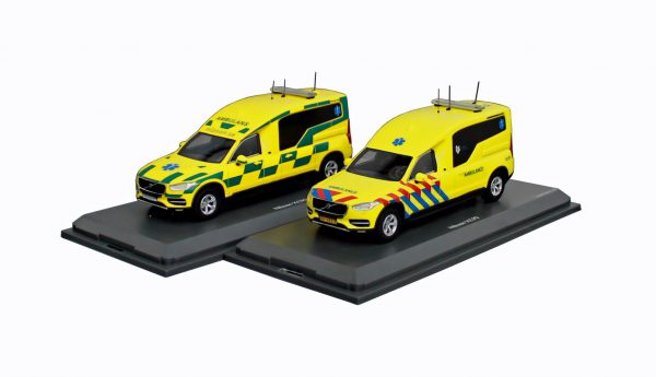 Volvo Nilsson XC90 Ambulance (NL) 1-43 Schuco Pro R Limited 250 Pieces ieces