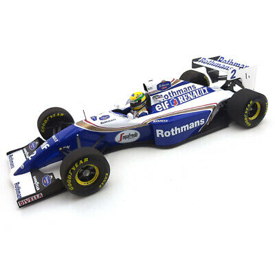 Williams Renault FW16 San Marino GP 1994 Ayrton Senna 1-18 Minichamps