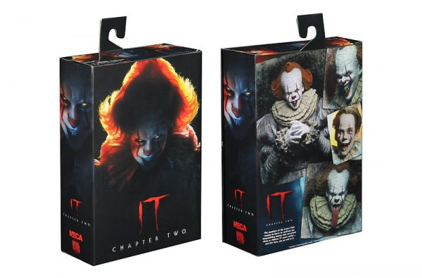 IT Chapter Two Pennywise 7 inch/18 cm Neca