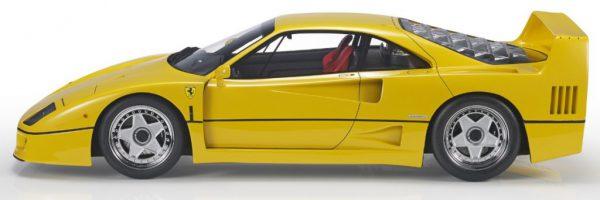 Ferrari F40 1987 Geel 1-18 Top Marques Limited 250 Pieces