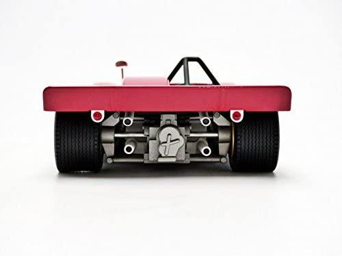 Ferrari Dino 212E 1969 1st Place Mount Ventoux # 55 P.Schetty Rood 1-18 Tecnomodel Mythos Serie Limited 60 Pieces