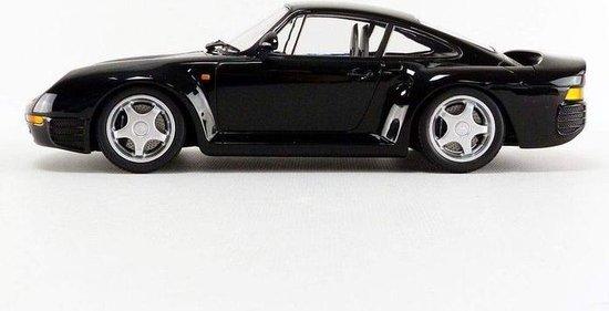 Porsche 959 1987 Zwart 1-18 Minichamps Limited 1002 Pieces