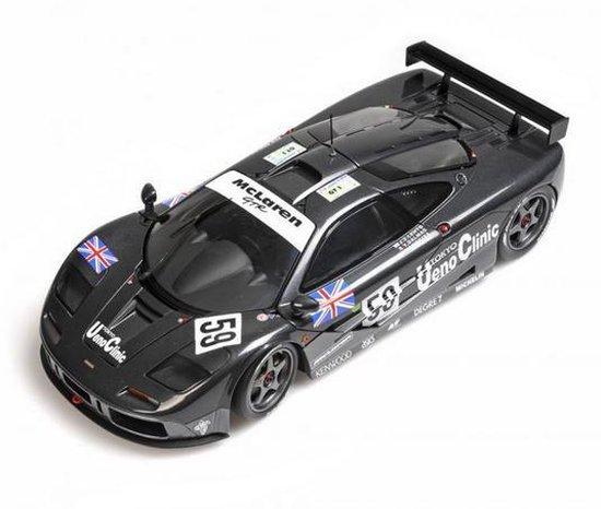 McLaren F1 GTR - Ueno Clinic - Winners 24Hrs Le Mans 1995 - Drivers: Dalmas / Sekija /Letho 1-18 Minichamps Limited 2000 Pieces