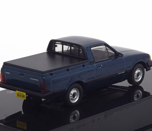 Chevrolet Chevy 500 Pick Up 1983 Blauw Metallic 1-43 Altaya
