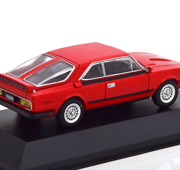 Renault Torino Lutteral Comahue ST 1978 Rood 1-43 Altaya