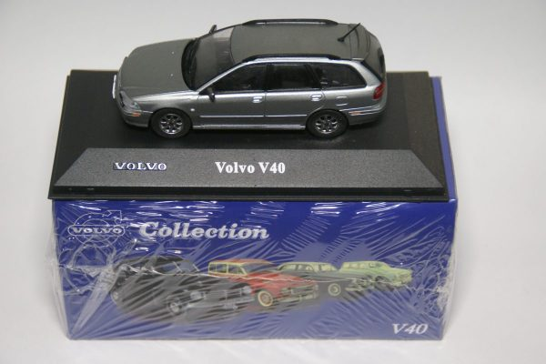 Volvo V40 Break 2005 Grijs 1-43 Atlas Volvo Collection