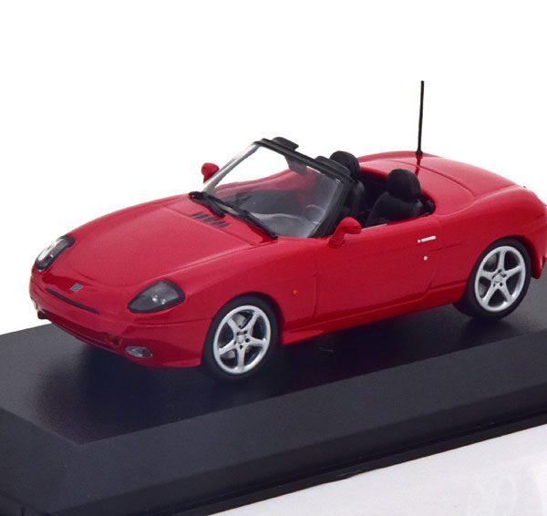Fiat Barchetta 1995 Rood 1-43 Maxichamps