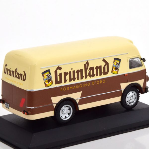 "OM Leoncino Furgone 1959 ""Grünland"" Bruin 1-43 Altaya"