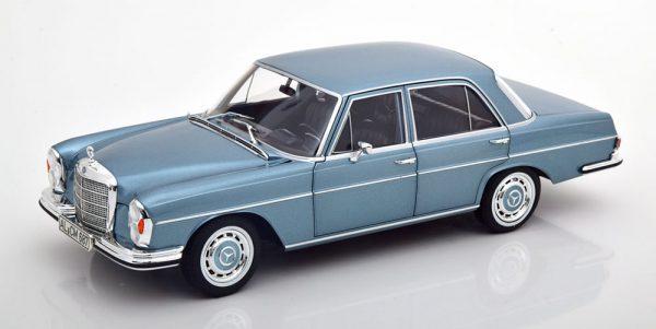 Mercedes-Benz 280 SE 1968 Lichtblauw Metallic 1-18 Norev