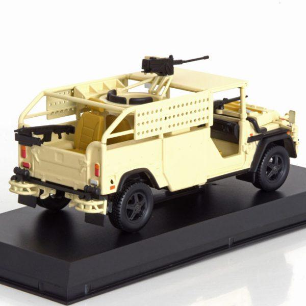 "AGF Serval 2006 ""Militair"" Beige 1:43 Ixo Models"
