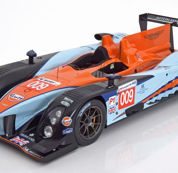 "Aston Martin AMR-One No.009, 24h Le Mans 2011 ""Gulf"" Fernandez/Meyrick/Primat 1-18 Spark"