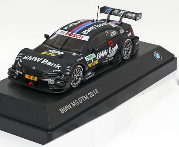 BMW M3 No.1, DTM 2013 B.Spengler 1-43 Minichamps