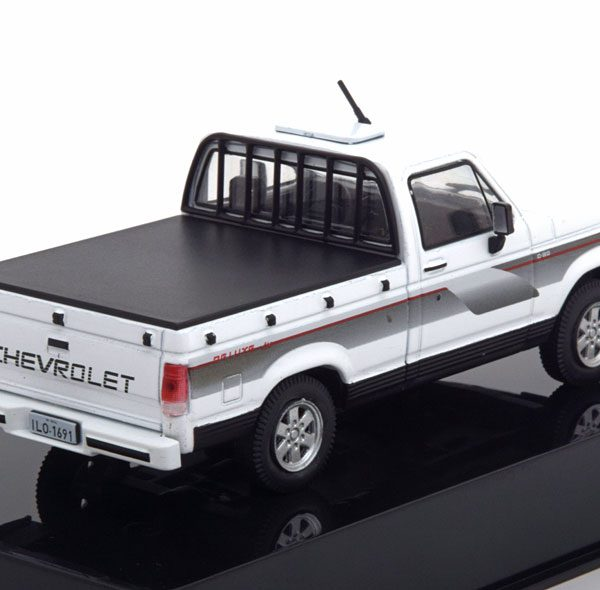 Chevrolet C-20 Picape 1994 Wit 1-43 Altaya