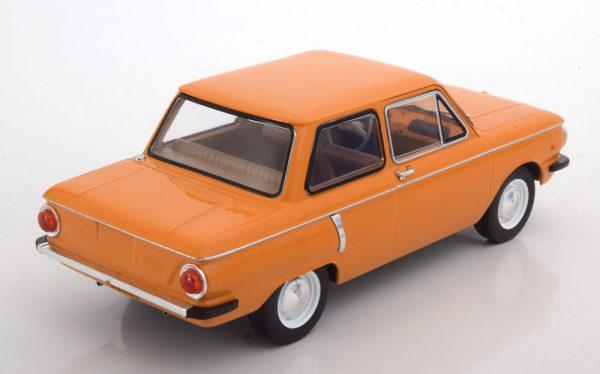 Zaporozhets ZAZ 966 1966 1-18 Oranje MCG Models