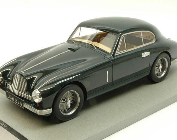 Aston Martin DB2 1950 Britsch Racing Green Schaal 1/18 Tecnomodel Mythos Serie Limited 100 Pieces