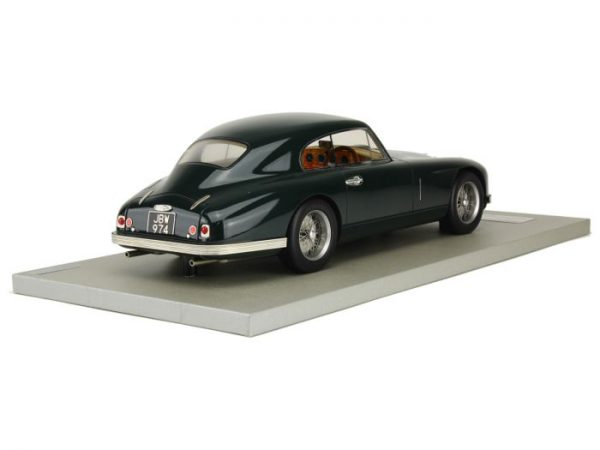 Aston Martin DB2 1950 Britsch Racing Green Schaal 1/18 Tecnomodel Mythos Serie Limited 100 Pieces
