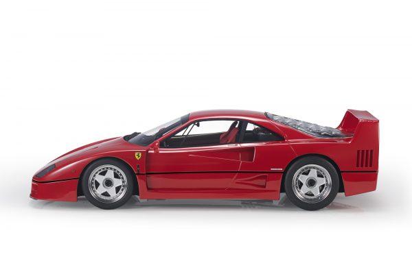 Ferrari F40 1987 Rood 1-18 Top Marques Limited 250 Pieces