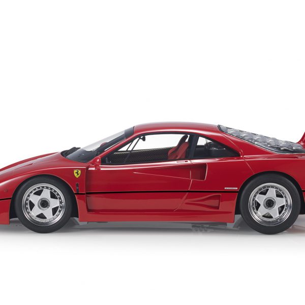 Ferrari F40 1987 Rood 1-18 Top Marques Limited 250 Pieces