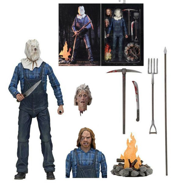 Jason: Friday The 13th Part 2 7 inch / 18 cm Neca