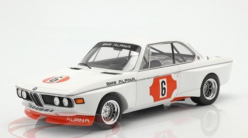 BMW 3.0CSL #6 Winner 4Hrs Monza 1973 N.Lauda-B.Muir 1-18 Spark