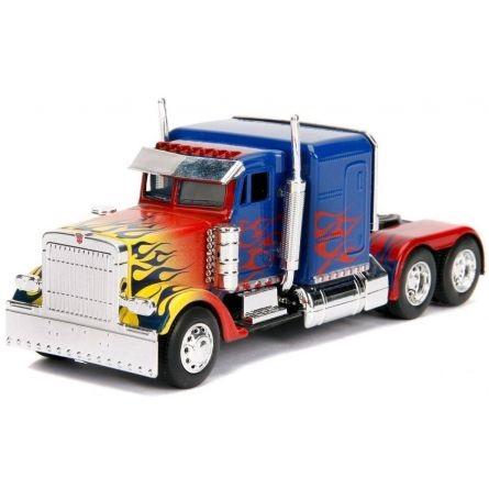 Peterbilt 379 Optimus Prime Transformers 1-32 Jada Toys