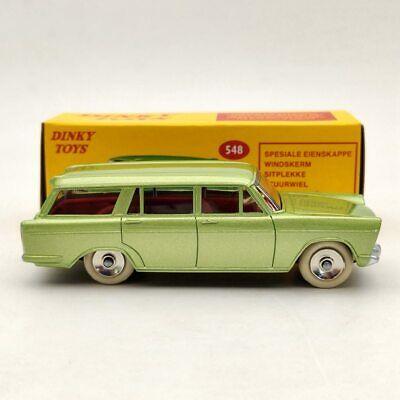 Fiat 1800 Station Wagon Groen Metallic 1:43 Dinky Toys ( Atlas )