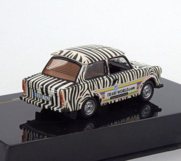Trabant 601 ( Trabi Safari ) 1970 Ixo Models 1-43
