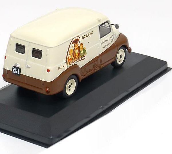 Fiat 615 Ferrero 1952 Beige / Bruin 1-43 Altaya