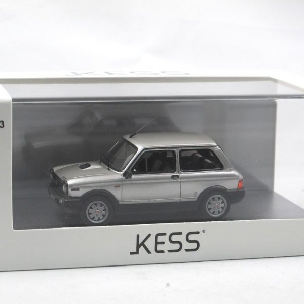 Autobianchi A112 Abarth 70Hp - 7 Series 1984 Zilver 1-43 Kess Scale Models Limited 250 pcs.
