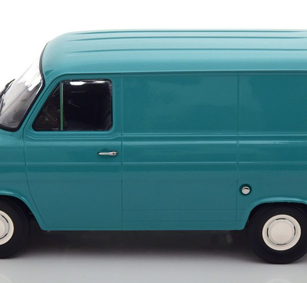 Ford Transit MK1 Bus 1965 Turquoise 1-18 KK Scale Limited 750 Pieces