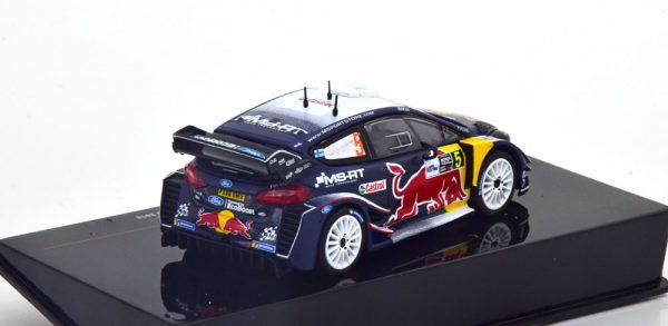 Ford Fiesta RS WRC No.5, Rally Monza 2018 Suninen/Salminen 1-43 Ixo Models