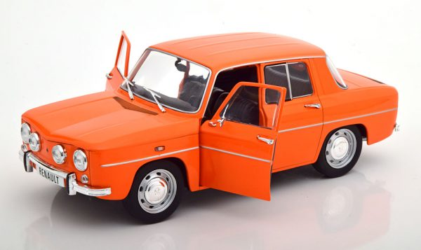 Renault 8 TS 1969-1971 Oranje 1-18 Solido