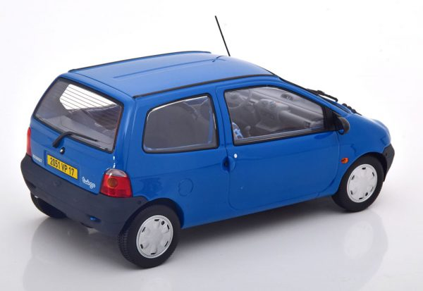 Renault Twingo 1995 Cyan Blue 1-18 Norev