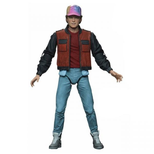 Back to the Future Part II: Ultimate Marty McFly Figure 7 inch/ 17,50 cm Neca