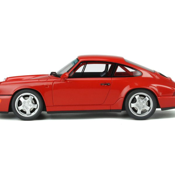 Porsche 911 ( 964 ) Carrera RS Club Sport 1992 Indian Red 1:18 GT Spirit Limited 999 Pieces