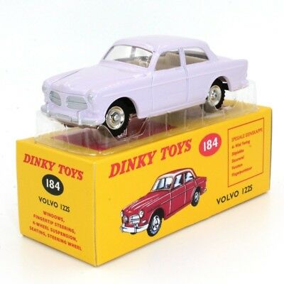 Volvo Amazon 122S Lila 1-43 Dinky Toys ( Atlas )