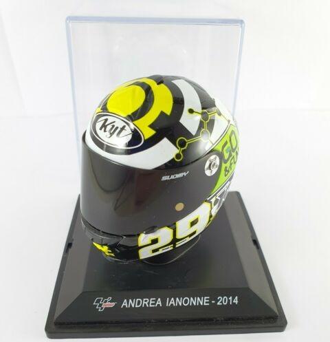 Helm Moto GP 2014 Andrea Ianonne 1-5 Altaya