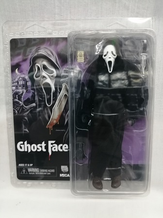 Scream: Ghost Face 8 Inch / 20 cm Neca