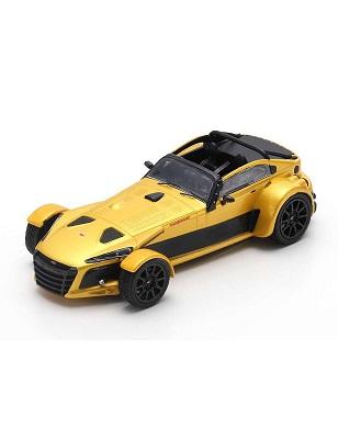 Donkervoort D8 GTO-40 2018 Goud 1-43 Spark