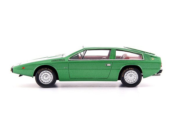 Maserati 124 Coupe 2+2 Italdesign (Italy, 1974) Groen Metallic 1-43 Autocult Limited 333 Pieces