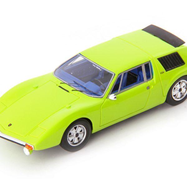 Porsche 914/6 Graf Görtz 1970 Groen 1:43 Autocult Limited 333 Pieces
