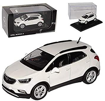 Vauxhall Mokka X 2012 Wit 1-43 Iscale