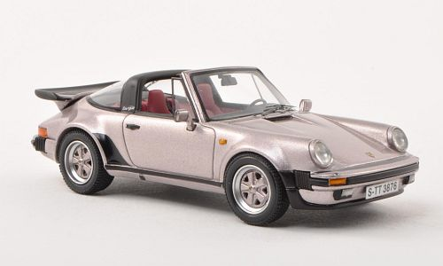 Porsche 911 Turbo 1982 Brons 1-43 Neo Scale Models