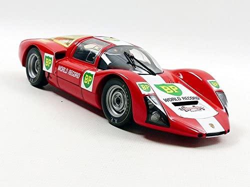 "Porsche 906E ""BP World Record Runs"" Monza 1967 1-18 Minichamps Limited 360 pcs."