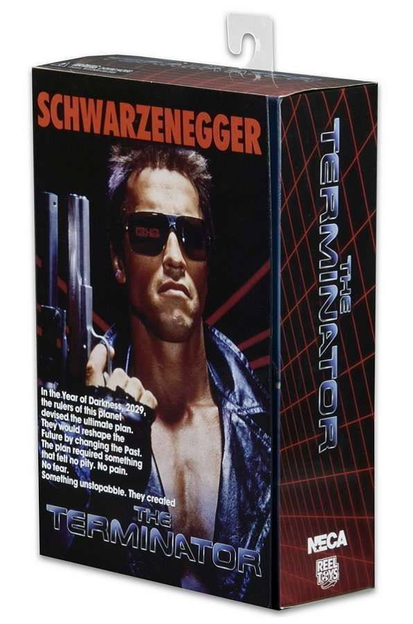 The Terminator: Ultimate T-800 Tech Noir 7 Inch /17cm Neca